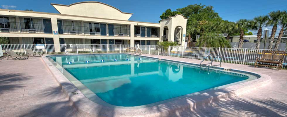 Welcome To The Bayside Inn Pinellas Park Clearwater